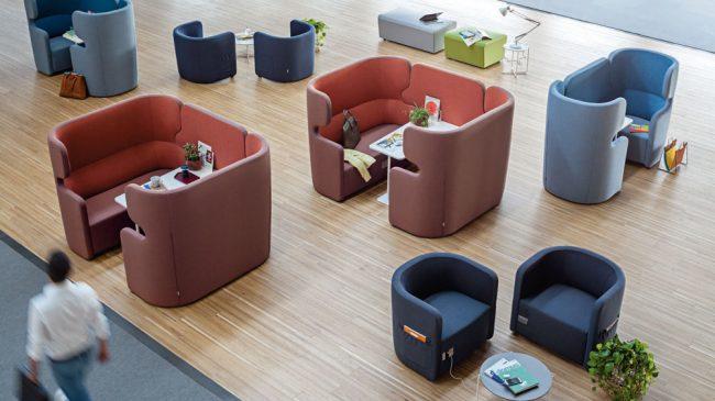 Area relax in ufficio: perché è importante averne una