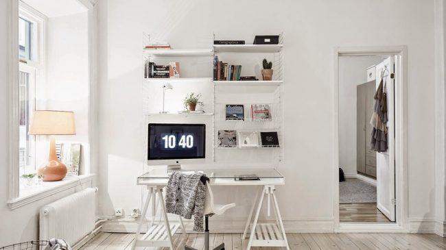 Creare uno studio in casa: consigli per renderlo funzionale