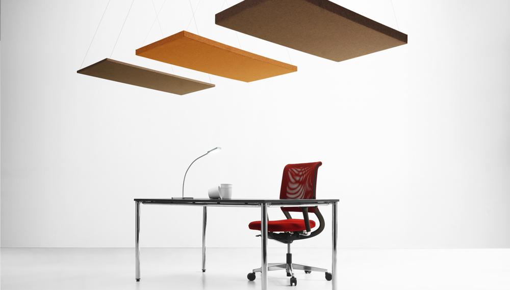 Pannelli fonoassorbenti: come eliminare il riverbero in ufficio