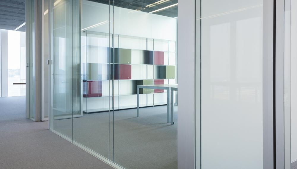 Pareti divisorie: come usarle al meglio in ufficio