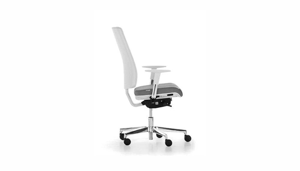 Sedie da ufficio ergonomiche: quali caratteristiche per combattere il mal di schiena