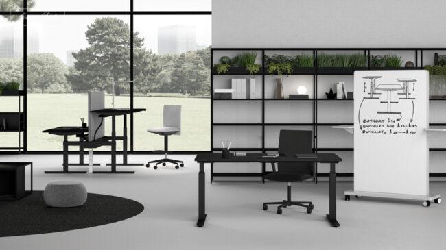 Lavoro e benessere: soluzioni d'arredo per fare movimento in ufficio